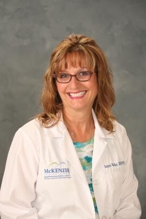 Suzette Walker, DNP, FNP-BC, AOCNP, McKenzie Health and Wellness Center, Sandusky